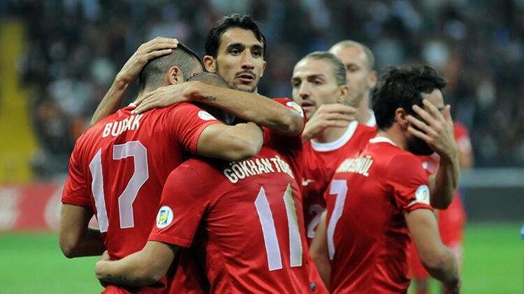 Türkiye 3-0 Hollanda (2016 Avrupa Şampiyonası Elemeleri)