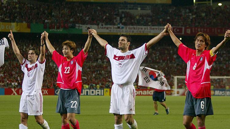 Güney Kore 2-3 Türkiye (2002 Dünya Kupası)