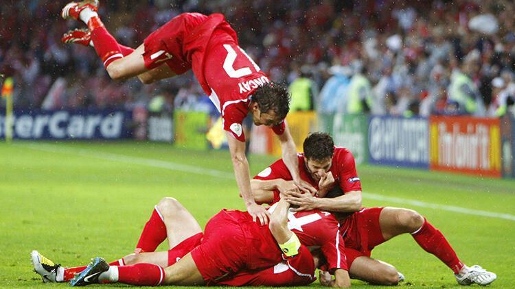 Türkiye 3-2 Çek Cumhuriyeti (2008 Avrupa Şampiyonası)