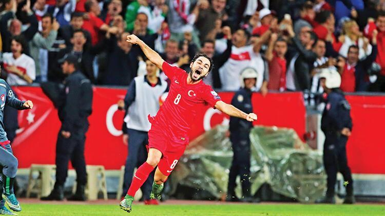 Türkiye 1-0 İzlanda (2016 Avrupa Şampiyonası Elemeleri)