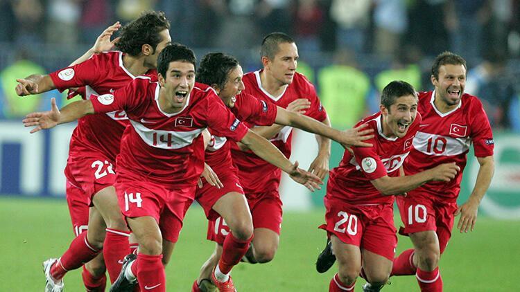 Hırvatistan 1-1 Türkiye (2008 Avrupa Şampiyonası)