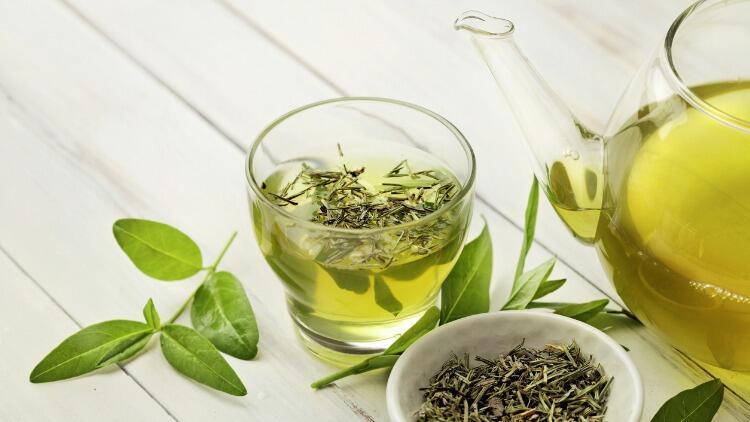 """""""Yeşil çay, soya ve dut maskesi"""""""