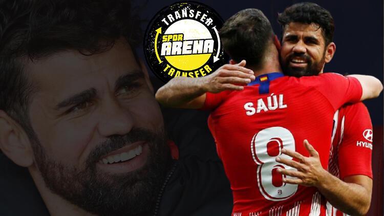 Son dakika transfer haberi... Yok artık Diego Costa! İstediği maaş şaşkına çevirdi, Fenerbahçe, Galatasaray, Beşiktaş, Trabzonspor... 15
