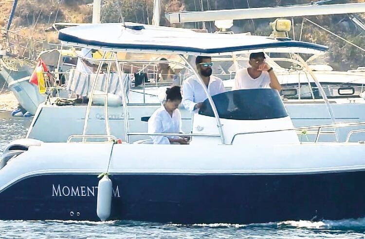 Tekne gezintisi