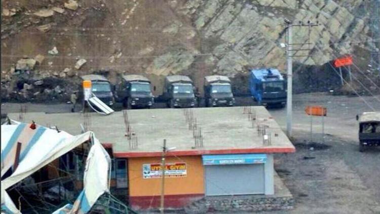 Uludere'de iki köye şafak baskını