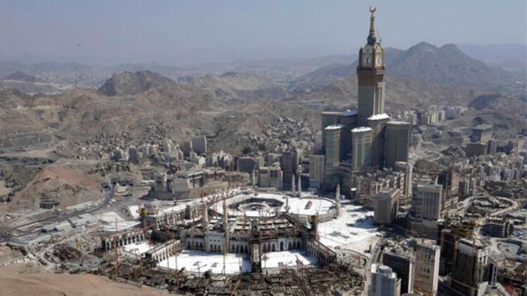 Hz. Muhammed'in doğum yeri sarayın altında kalacak