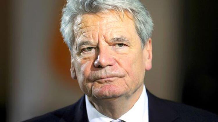 Almanya Cumhurbaşkanı Gauck'tan şoke eden 'soykırım' açıklaması