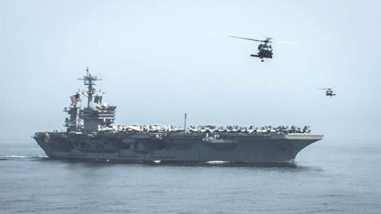 ABD savaş gemileri Yemen yolunda