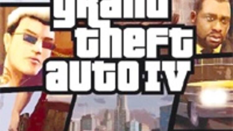 Sanal hırsızlık oyunu GTA 400 milyon doları yakaladı