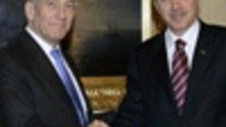 Israeli PM meets Turkish president, counterpart for Mideast peace talks