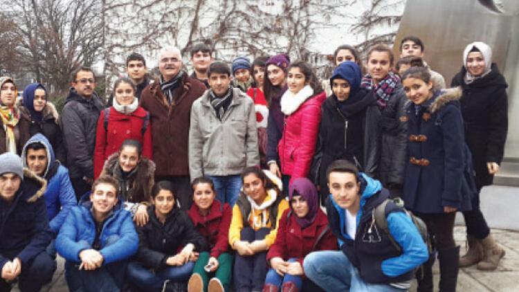 Gençlerin Avrupa'yla buluşması