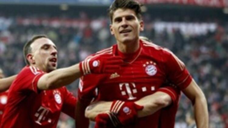 Bayern liderliğini sürdürdü