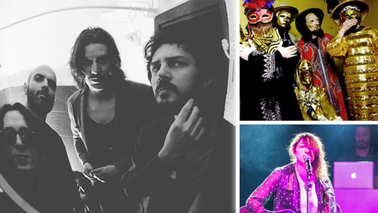 Soundgarden Kilyos'ta: Karadeniz kıyısında dünyadan sesler