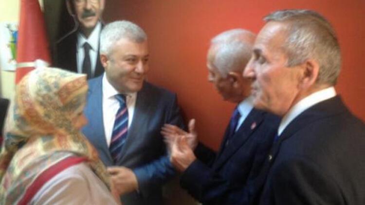 Emekli Orgeneral Tuncer Kılınç CHP'de