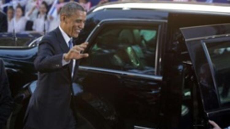 Obama'nın 'Canavar'ı yolda kaldı