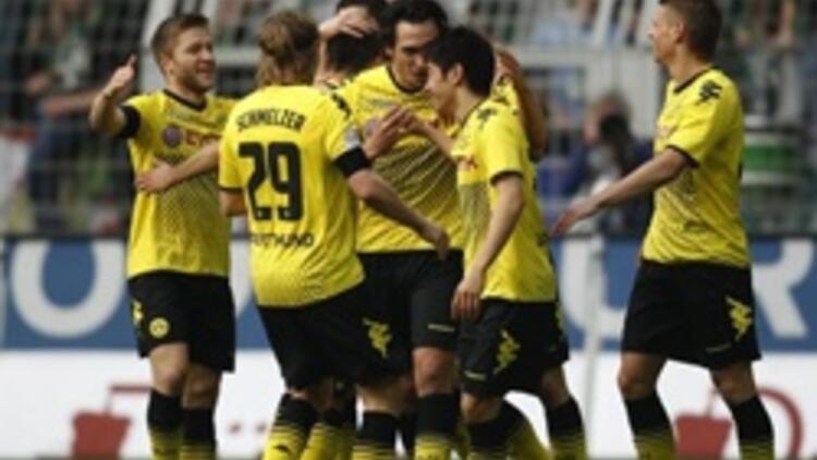 Borussia Dortmund'a yan bakılmıyor
