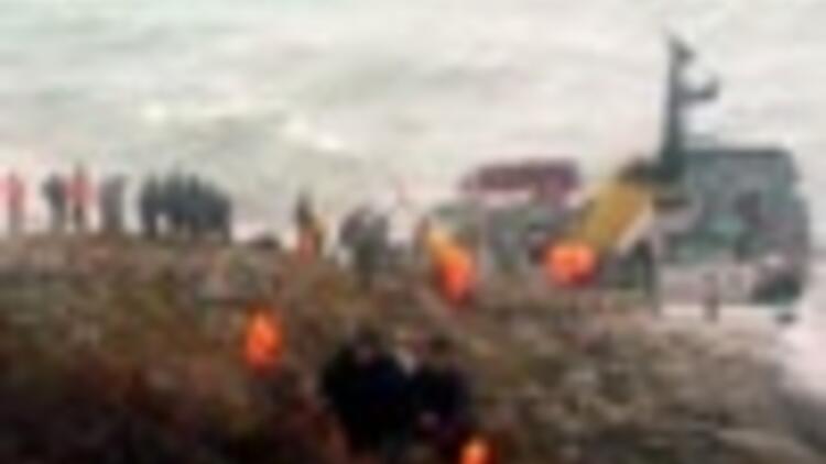 Georgian ship sinks in Turkey, crew rescued
