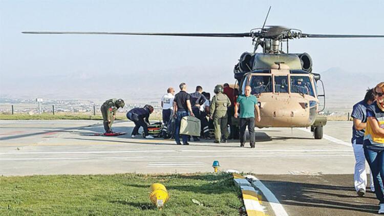 Ağrı'da jandarma karakoluna PKK'dan intihar saldırısı