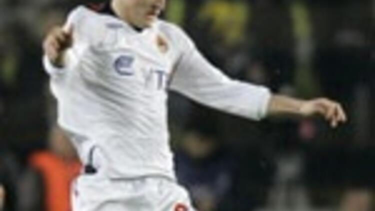 Caner Erkin'in Fenerbahçe mutluluğu