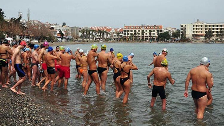 8. Kış Yüzme Maratonunun tarihi belli oldu