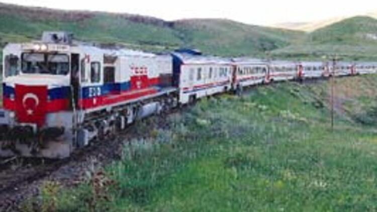 Hurriyet Treni Erzincan Daydi