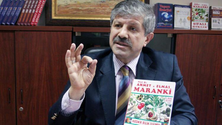 Ahmet Maranki'ye 'intihal' cezası