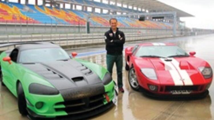 F1 2013'te dönüyor