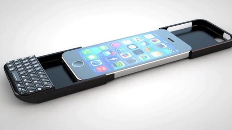 BlackBerry iPhone klavyesi üreten Typo ile mahkemelik