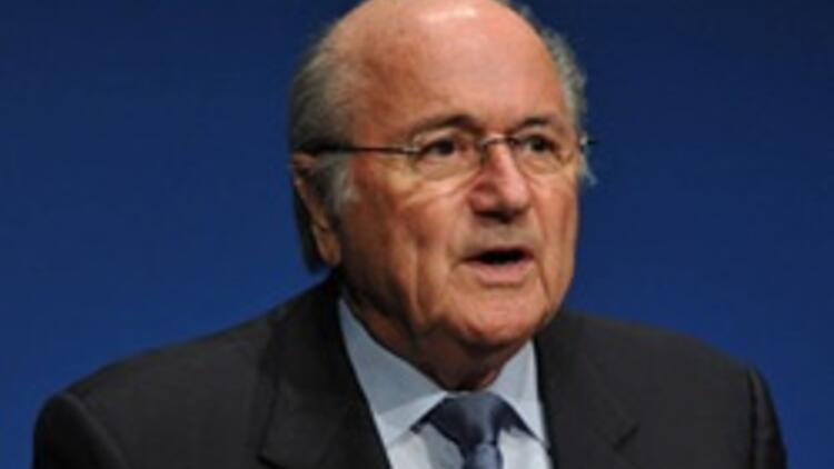 Blatter'den çok önemli ırkçılık mesajı
