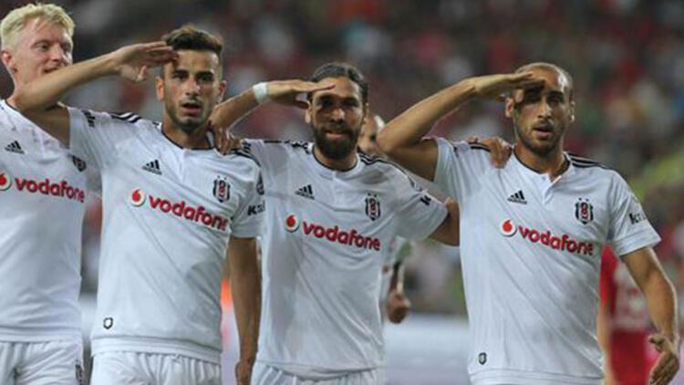 Mersin İdmanyurdu: 2 - Beşiktaş: 5