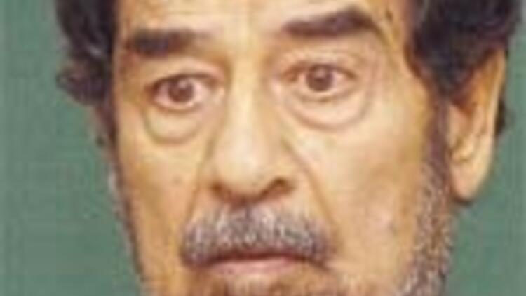 Saddam hapiste AIDS'ten korkmuş