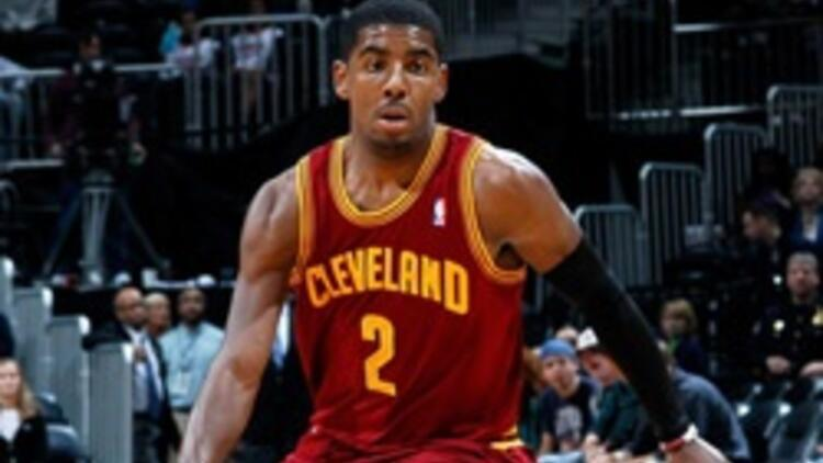 Cleveland Cavaliers'ı Irving kurtardı