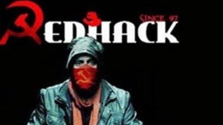 Redhack'ten Gezi'ye destek eylemi