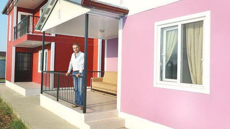Türkoğlu Prefabrik yeni fabrikasında