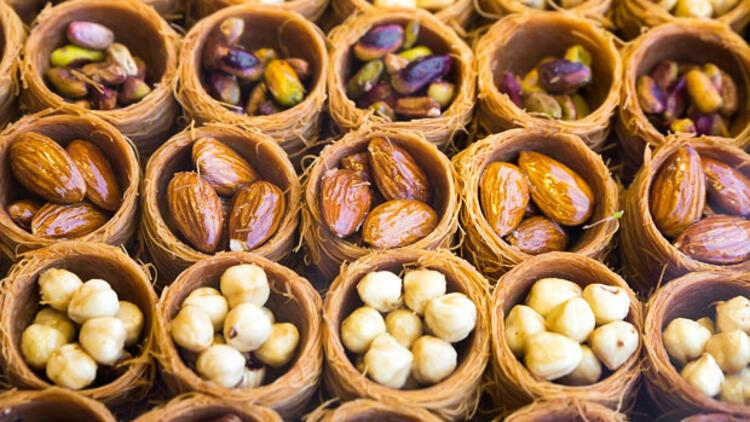 Fındık fıstık içeren tatlılar böbrek hastaları için tehlikeli