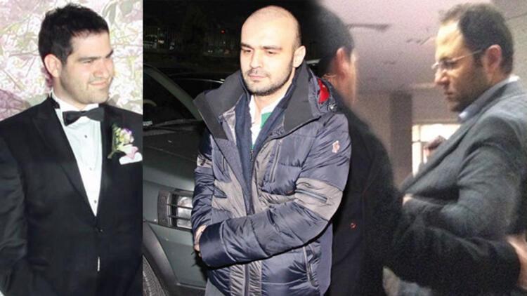 2 Bakan oğlu ile Reza Zarrab tutuklandı