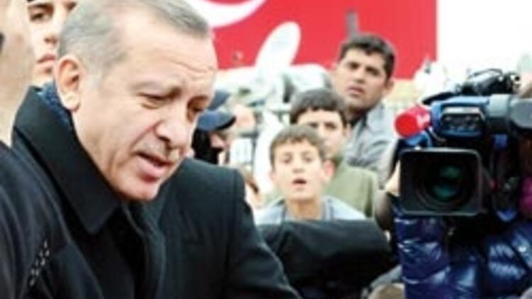 Erdoğan: Milliyetçilik ayak altında