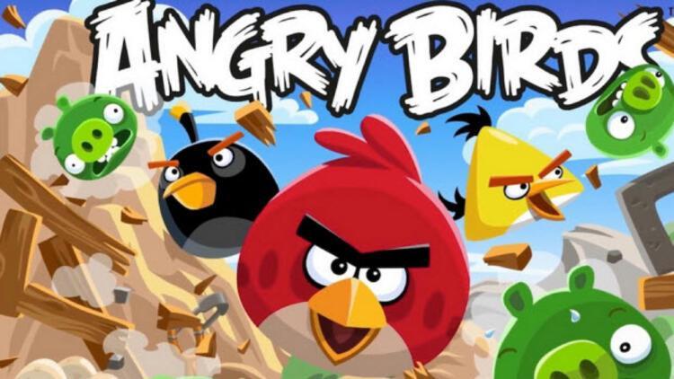 Angry Birdsün filmi geliyor