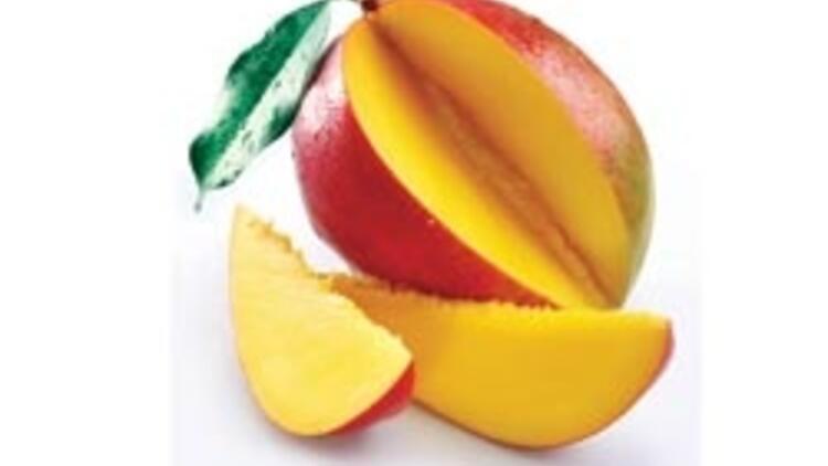 Kabuklu mango daha makbul
