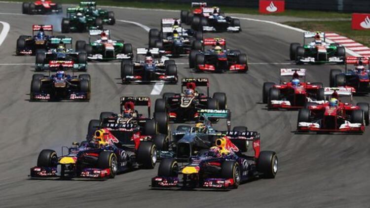 Formula 1'de sıradaki adres Kanada