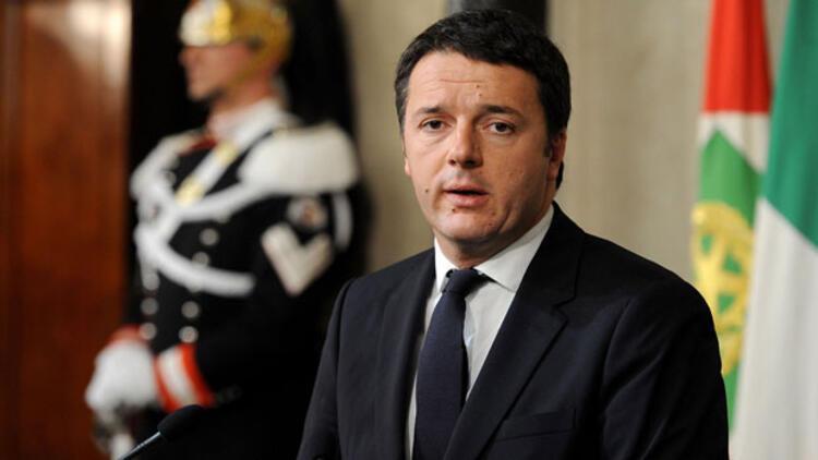 Renzi'den göçmen faciasına ilişkin sert açıklama