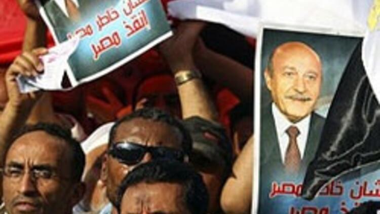 Mısır'da başkanlık gerilimi