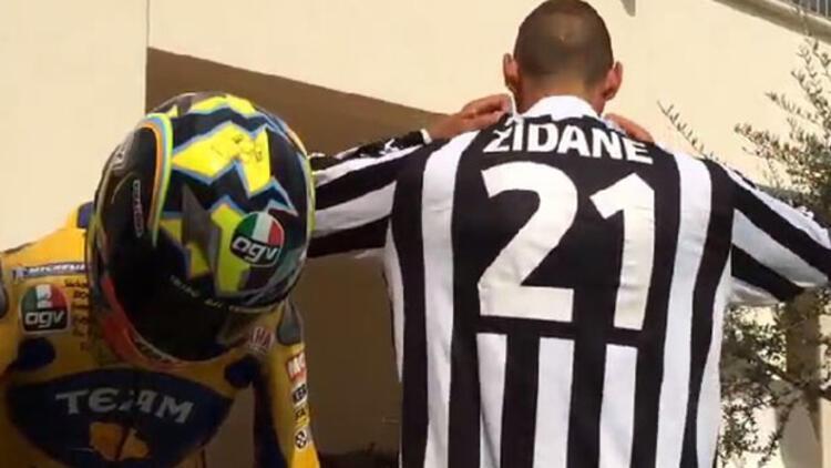 Materazzi Zidane'a meydan okudu!