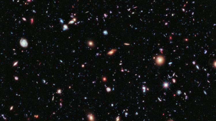 Yeni Evren haritası 300 bin galaksiyi daha ortaya çıkardı…