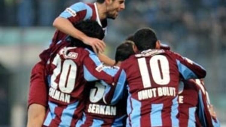 Trabzon'un 'Güneş'i batmıyor: 0-1