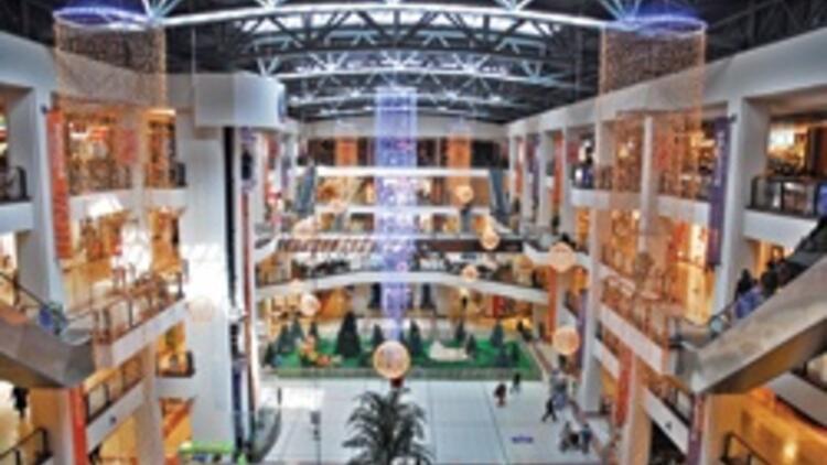 Alışverişe ve sinemaya 'Gezi Parkı' molası