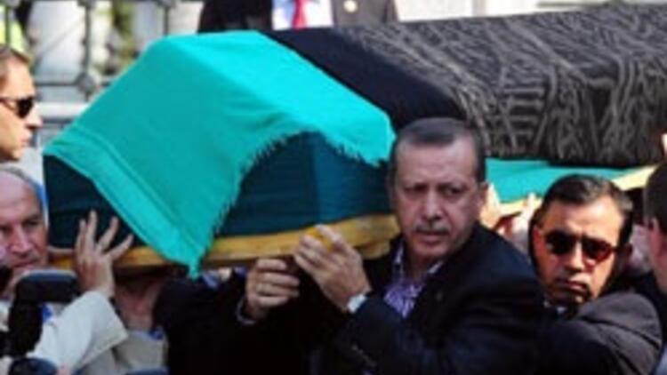 Tenzile Erdoğan son yolculuğuna uğurlandı