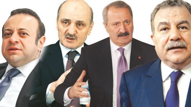 4 bakanı komisyon akladı
