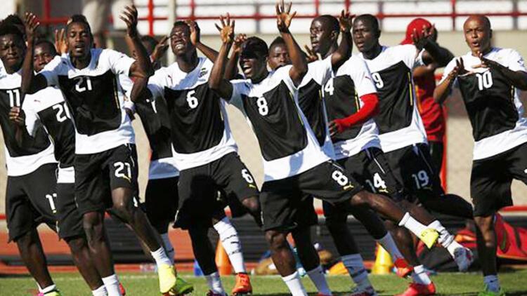 Gana'da kritik Portekiz maçı öncesi şok kadro dışılar