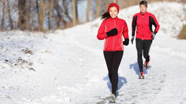 Soğuk havada spor ani ölüm getirir